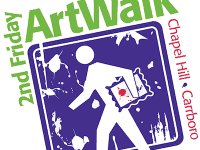 2nd Friday ArtWalk in Chapel Hill and Carrboro