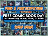 Free Comic Book Day in the Triangle