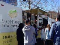 Food Truck Flicks at JCC this summer