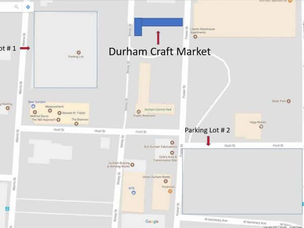 Durham Craft Market Hours