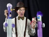 Free puppet shows, plays and science programs for kids at Chapel Hill Public Library