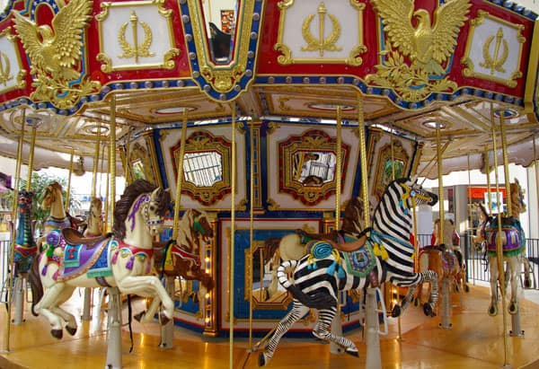 northgate mall durham carousel