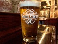 Live music at White Street Brewing in Wake Forest
