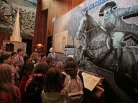 Fourth graders and their families get free access to all national parks all year