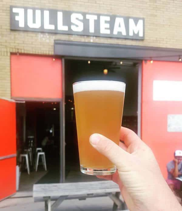 Shred Your 2018 Troubles At Fullsteam Brewery On New Year S Day