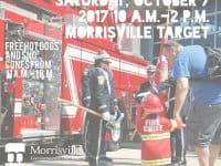 Fire Safety Day with Morrisville Fire/Rescue Department
