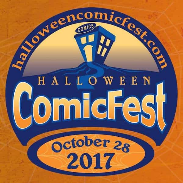 on october 28 2017 comic book stores around the country are celebrating halloween comicfest stop in a participating store and get a free halloween