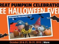 Free Halloween activities and photos for kids at Bass Pro Shops and Cabela's