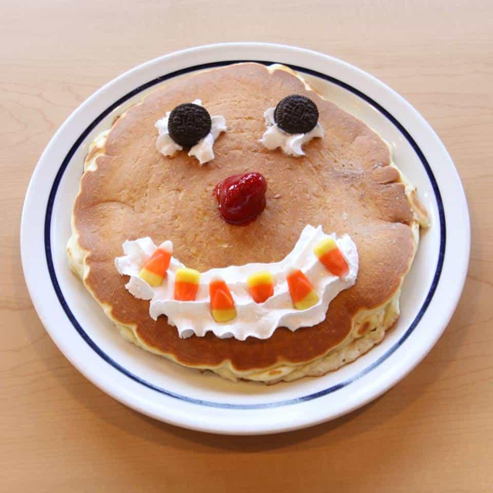 10 halloween food freebies and deals 2018: pancakes, cookies