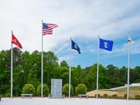 Veterans Day Observance in Cary