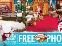 Free Santa pictures and more at Bass Pro Shops