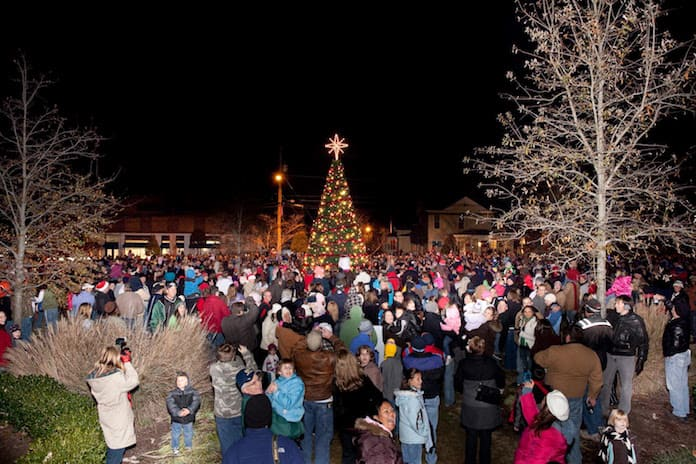 the town of clayton celebrates the season with a couple of fun events every year heres the plan for 2018 - Clayton Christmas Parade
