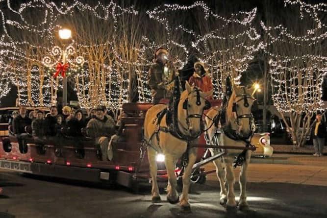 Fuquay Varina Christmas Parade Triangle On The Cheap