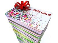60 gift card bonus offers for 2018