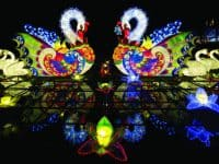 NC Chinese Lantern Festival in Cary
