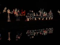 Best Christmas Light Displays in the Triangle 2018