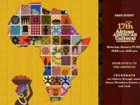 18th Annual African American Cultural Celebration at North Carolina Museum of History Jan 26