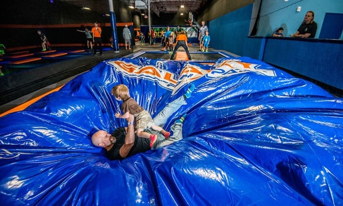 37 Indoor Play Areas In The Triangle Some With Discounts