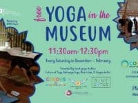 Free Yoga at City of Raleigh Museum