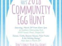 Chapel Hill Community Egg Hunt