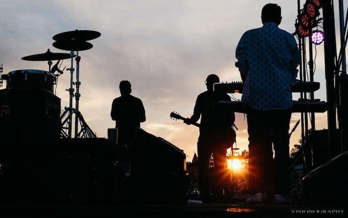 free outdoor concert fuquay-varina