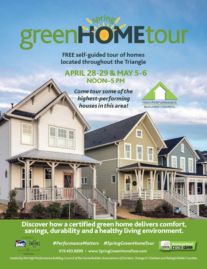 Visit Homes On The Spring Green Home Tour And Learn How A Green Certified  Home Can Save You Money.