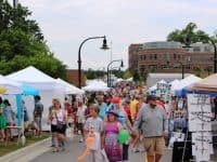 38th Annual Meet in the Street in Wake Forest