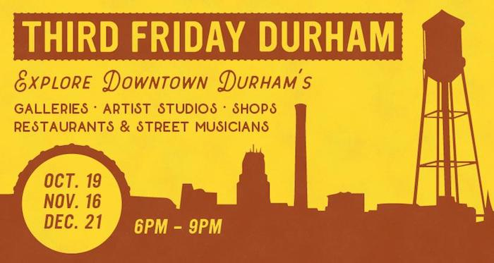Third Friday Durham Explore Art And Music Triangle On The Cheap