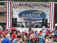 Town of Garner's Independence Day Celebration