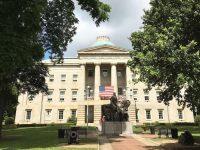 Independence Day Celebration at North Carolina State Capitol