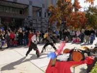 City of Oaks Pirate Fest at North Carolina Museum of History