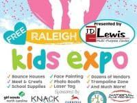 Raleigh Kids Expo: free school supplies, bounce houses, much more