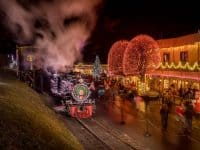Didn't get tickets to Pullen Park's Holiday Express? Here are 9 other Christmas Trains in North Carolina