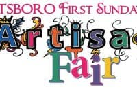 Pittsboro First Sunday Artisan Fair