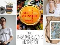 The Patchwork Holiday Market at Durham Armory–120 vendors