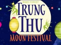 Wake Forest Trung Thu Moon Festival