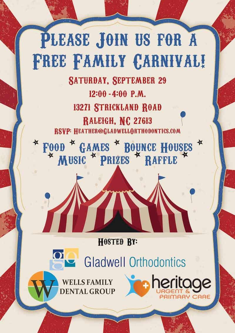 Free Family Carnival At Heritage Urgent Amp Primary Care In