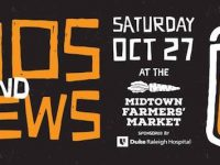 Boos and Brews at Midtown Farmers' Market