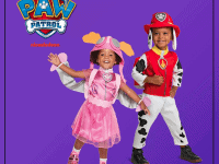 PAW Patrol Trick-or-Treat event at Target