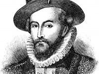 400th Anniversary of Sir Walter Raleigh's Death