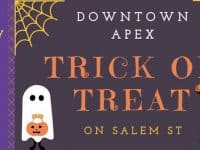 Trick or Treat on Salem Street