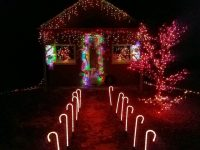 Broken Plow Farm Lights of Christmas Hayride and Santa Visit (Sanford)