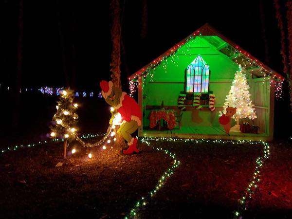 Broken Plow Farm Lights of Christmas Hayride and Santa Visit ...