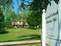 Pop-Up Museum for Young Historians at Burwell School Historic Site
