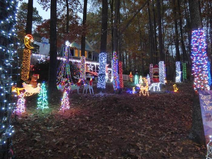 Best Christmas Light Displays in the Triangle 2018 - Triangle on the ...