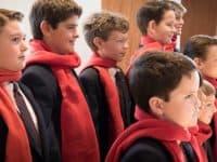 North Carolina Boys Choir and Girls Choir Holiday Concert