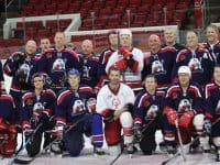 Free: Raleigh Police Department BlueLiners vs. Carolina Hurricanes Alumnni